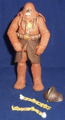 Hasbro Star Wars Comic Pack Revenge Of The Sith #3 Wookie Warrior Complete