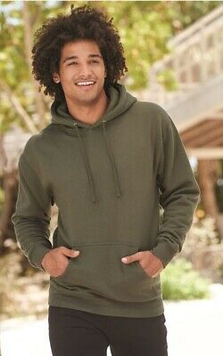 Independent IND4000P Adult Heavyweight Hooded Sweatshirt