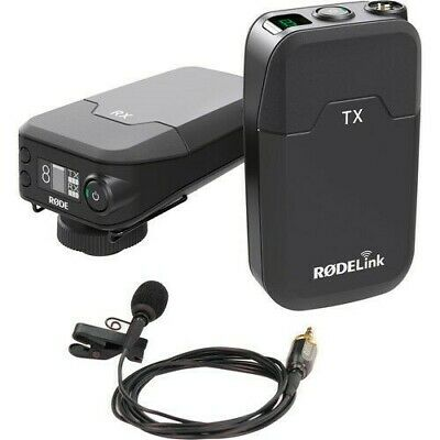 Rode RODELink Filmmaker Kit (Digital Wireless System) RODELINKFM *AUS STOCK*