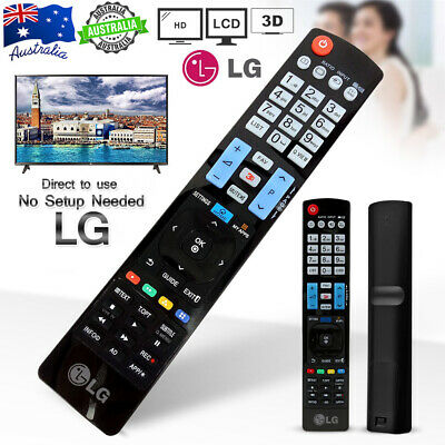 Fit LG TV Remote Control for 2000-2019 Years All LG Smart 3D HDTV LED LCD TV