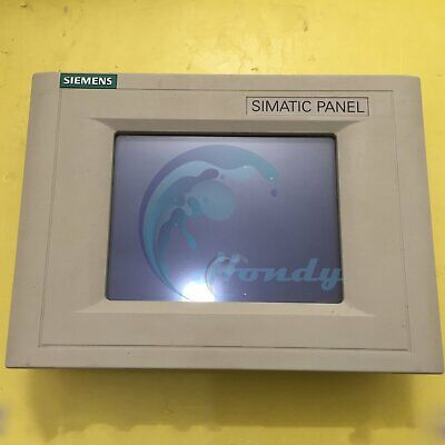Siemens Used HMI Touch Panel 6AV6 545-0BB15-2AX0 Tested Free Shipping