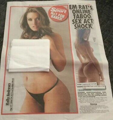 Kelly The Sun Page 3 >> Collection Of 10 The Sun The Daily Star Weekend Sport