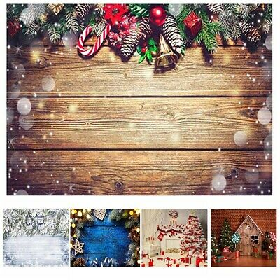 UK Christmas Wedding Photography Props 3D Photo Background Cloth Presentation