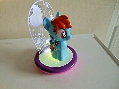 Hasbro Go Glow Little Pony Night Light - Torch And Light-Up Stand