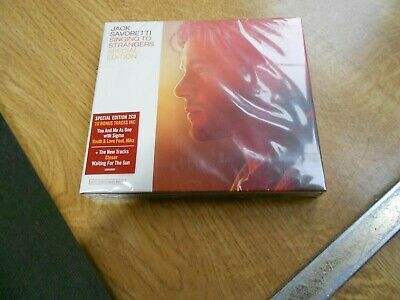 Jack Savoretti...singing To Strangers....special Edition...2 Cds