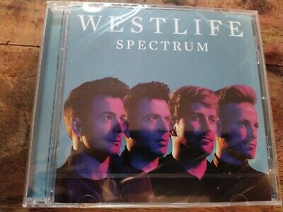 Westlife Spectrum New CD