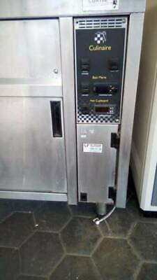 Culinaire Bain Marie hot cupboard in good condition