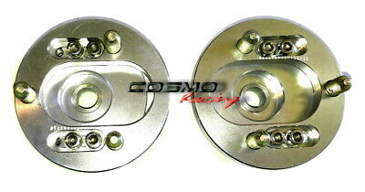 Adjustable Front Camber Plate fit DATSUN 240Z/260Z/280Z Lowering Spring/Coilover