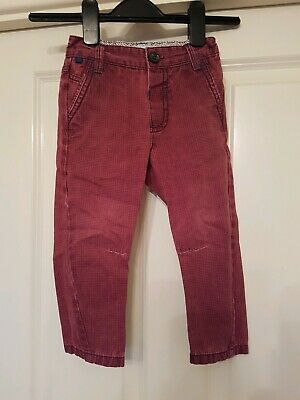 Ted Baker Boys Trousers Age 2-3 Years