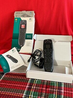 Logitech Harmony 700 Advanced Universal Remote Control