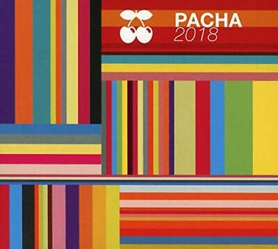 Pacha 2018, Various Artists, Audio CD, New, FREE & FAST Delivery