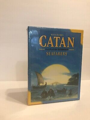 Catan Extension: Seafarers 5-6 Player Extension