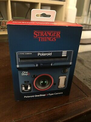 Polaroid Stranger Things Edition OneStep2 Viewfinder i-Type Instant Camera