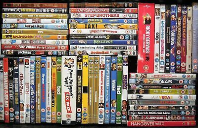 Collection of Comedy/Funny DVD Movies Job Lot Bundle #12993