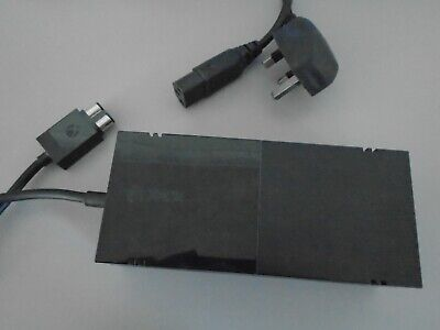 Official Microsoft Xbox One 1 Power Supply + mains lead AC Adapter brick