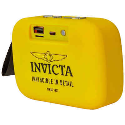 Invicta Portable Bluetooth Wireless Speaker 31494 31494