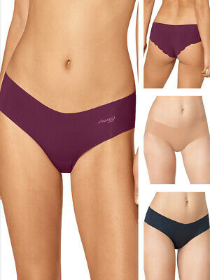 Sloggi Zero Feel Microfibre Brief Hipster Low Rise 10184930 No VPL Knickers