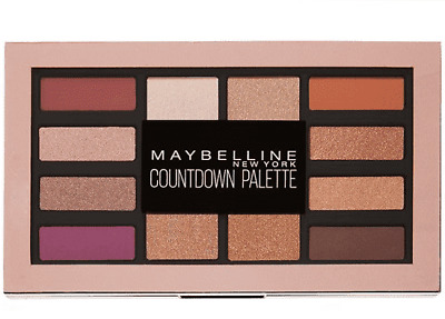 Maybelline Countdown - Oogschaduwpallet 01 Holiday