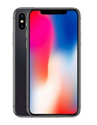 Apple iPhone X - 64GB AT&T Space Gray A1901