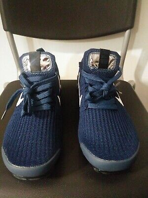 Nike Air VaporMax Flyknit 3.0 2019 Mens Running Shoes white blue size 8