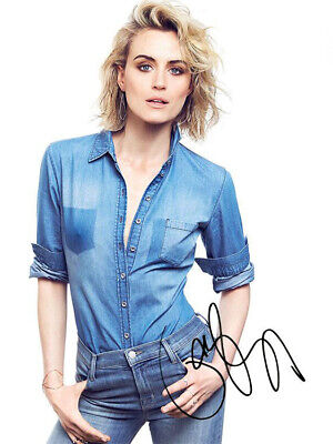 "TAYLOR SCHILLING 8/"" X 10/"" glossy photo reprint"