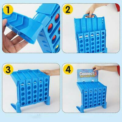 Hot Connect 4 Shots Kids Childrens Games Family Funny Toy Xmas Gifts 8 Years UK