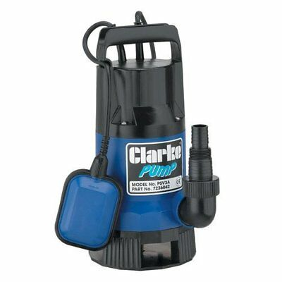 Clarke PSV3A Dirty Water Submersible Pump