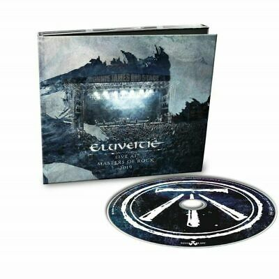 ELUVEITIE - Live At Masters Of Rock DIGI CD NEU