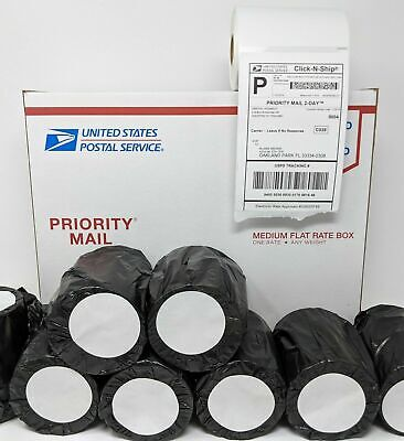 One 4x6 Shipping Address Postage Labels 1744907 Compatible For DYMO 4XL 220 Roll
