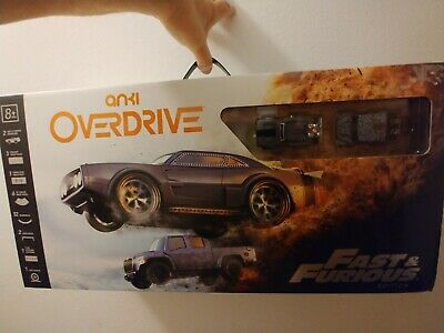Anki overdrive: fast furious edition