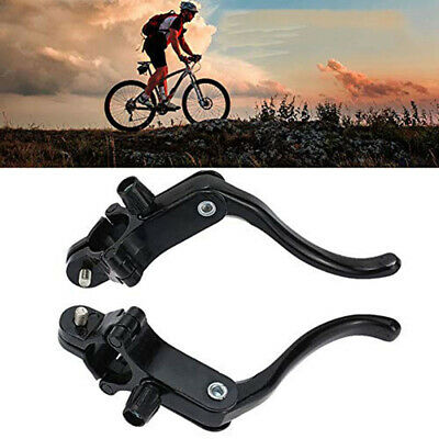 820CF CYCLE BICYCLE BMX BRAKE LEVER LEVERS CARBON LOOK PAIR left /& right