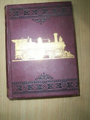 1890 Edition Catechism Of The Locomotive By M.n.forney
