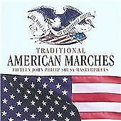 John Philip Sousa : Traditional American Marches CD Expertly Refurbished Product