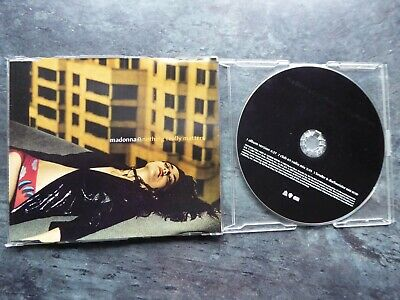 Madonna Nothing Really Matters 3 Track Remix Cd Single