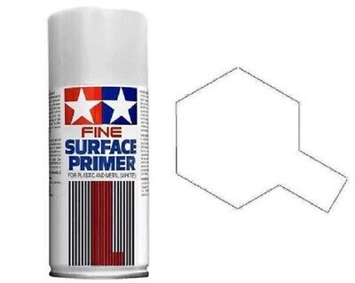 Tamiya Primer Spray Bianco 180ml - 87044 -