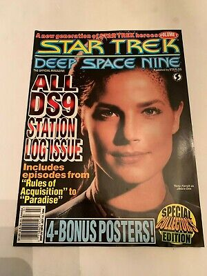 1994 Star Trek Deep Space Nine Magazine Volume 7