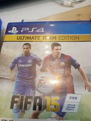 FIFA 15 Ultimate Team Edition (PS4), Good PlayStation 4, PlayStation4 Video Game