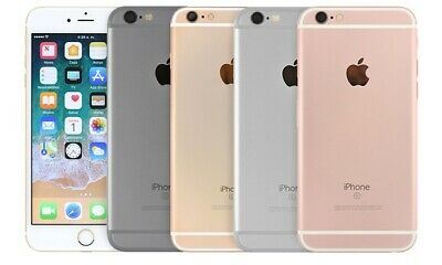 Apple iPhone 6s Plus 32GB 128GB 256GB SIM Free Unlocked  Smartphone