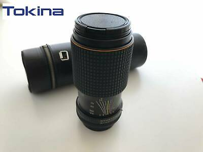 Tokina AT-X 60-120mm F2.8 Canon FD Mount Lens NEW CONDITION