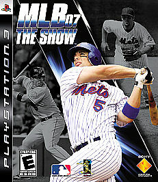 PlayStation 3 : MLB 07: The Show VideoGames