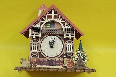 Reproduction Cuckoo Clock Working ## REC07JWG
