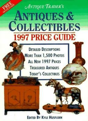 Antiques & Collectibles Price Guide 1997 (Antique Trader Antiques and Collecti,