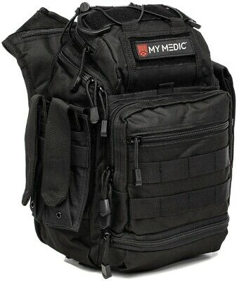 NEW My Medic Recon Advanced Emergency First Aid Kit Black