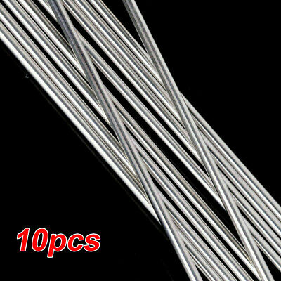 10x Low Temperature Aluminum Flux Cored Easy Melt Welding Wire Rod Tool 2MM*50cm