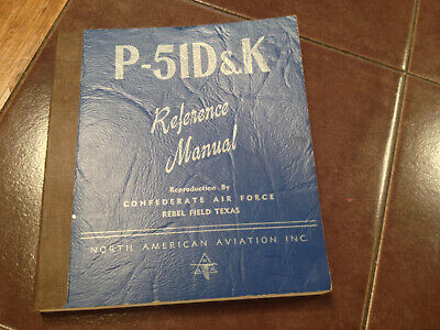 North American P-51D & P-51K Reference Manual