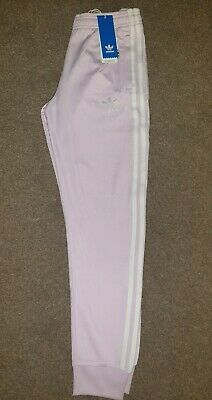 BNWT Girls Adidas Originals Tracksuit Bottoms Pink RRP £28