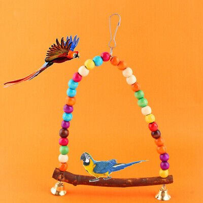 30805 Large Pedi-Ladder Swing Bonka Bird Toys cages toy cage sand parrot conure