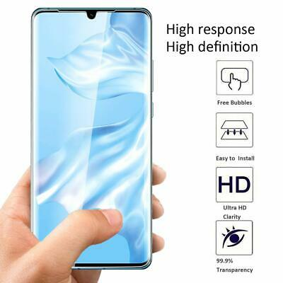 For Huawei P30 Lite Y7 Pro Y9 Prime Strong HD Tempered Glass Screen Protector