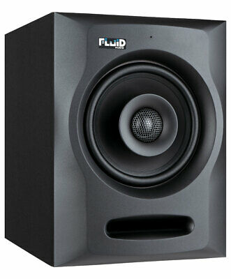 "Fluid Audio FX50 Aktiver Studiomonitor 90W 5"" Koxial Lautsprecher Class-D DSP"