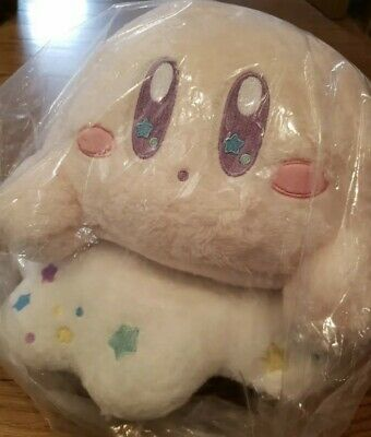Kirby of the Stars Big Kirby Plush Ichiban Kuji BANDAI SPIRITS NEW